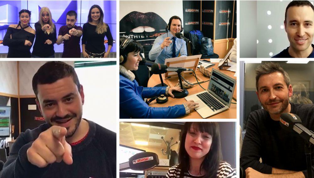 Feliz Día Mundial de la Radio en Europa FM