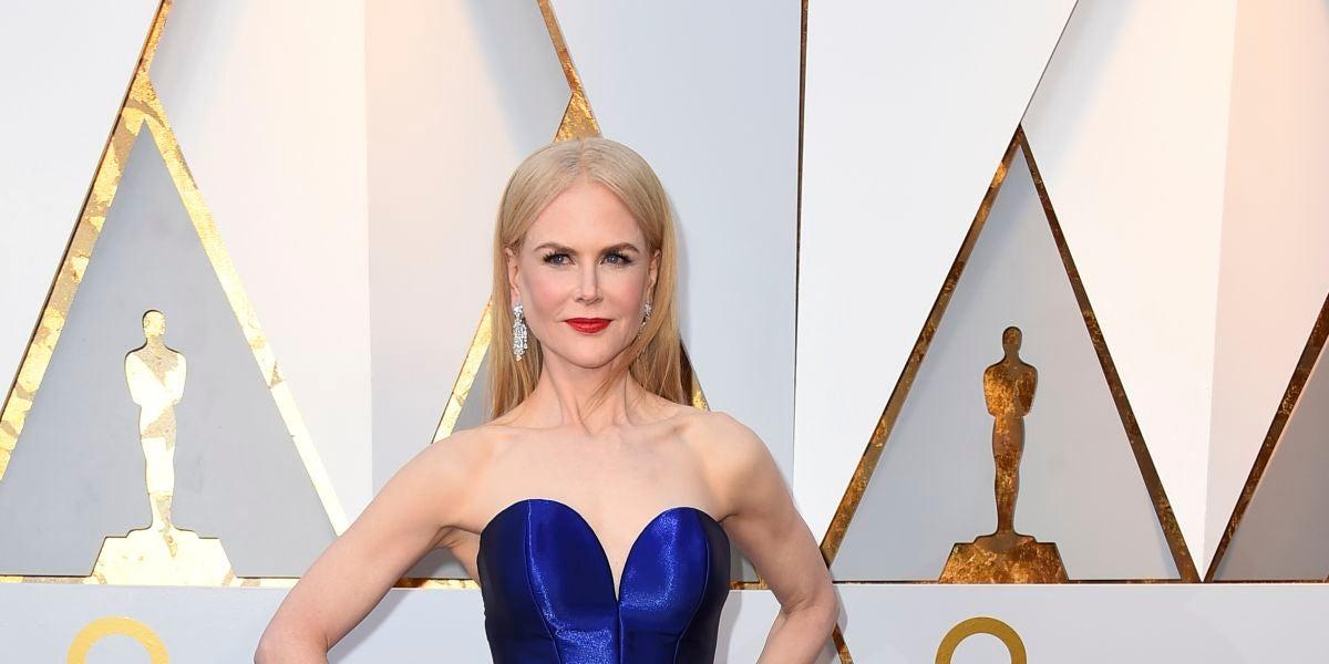 Nicole Kidman de Armani