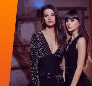 Aitana y Ana Guerra en Europa FM