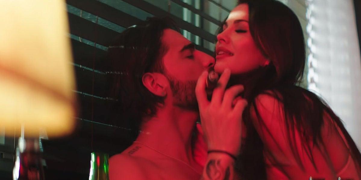 Maluma en el videoclip de 'El Préstamo'
