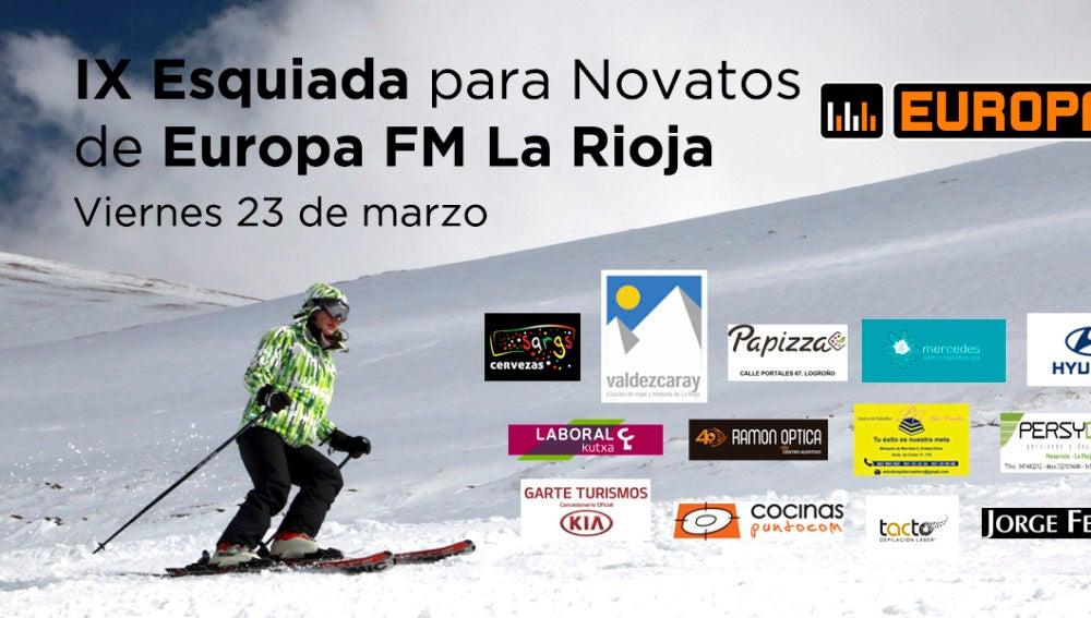 IX Esquiada para Novatos de Europa FM La Rioja