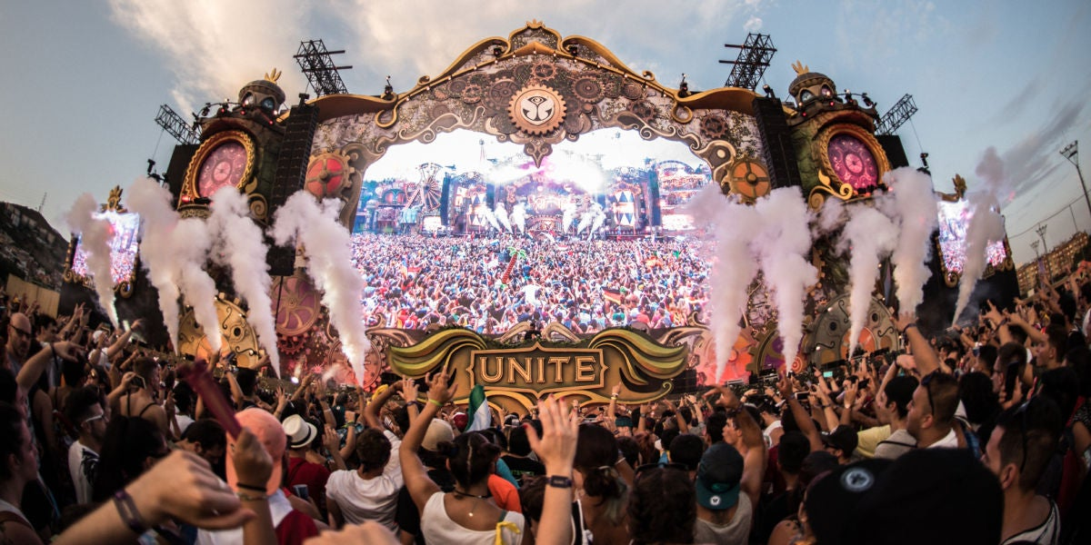 UNITE with Tomorrowland vuelve a Barcelona