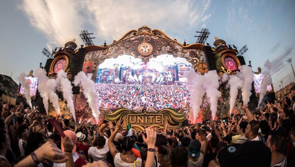 UNITE with Tomorrowland vuelve a Barcelona