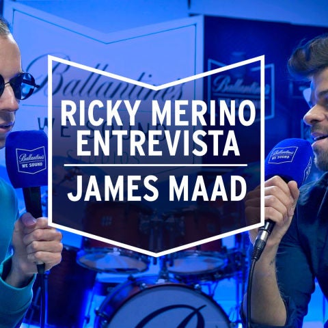 Ricky Merino entrevista a James Maad: La frustación | We Sound