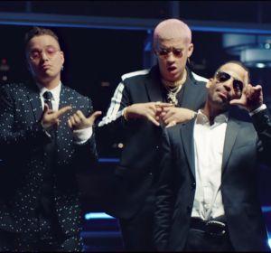 J Balvin, Bad Bunny, Arcangel y De La Ghetto presentan el vídeo de 'Dime'