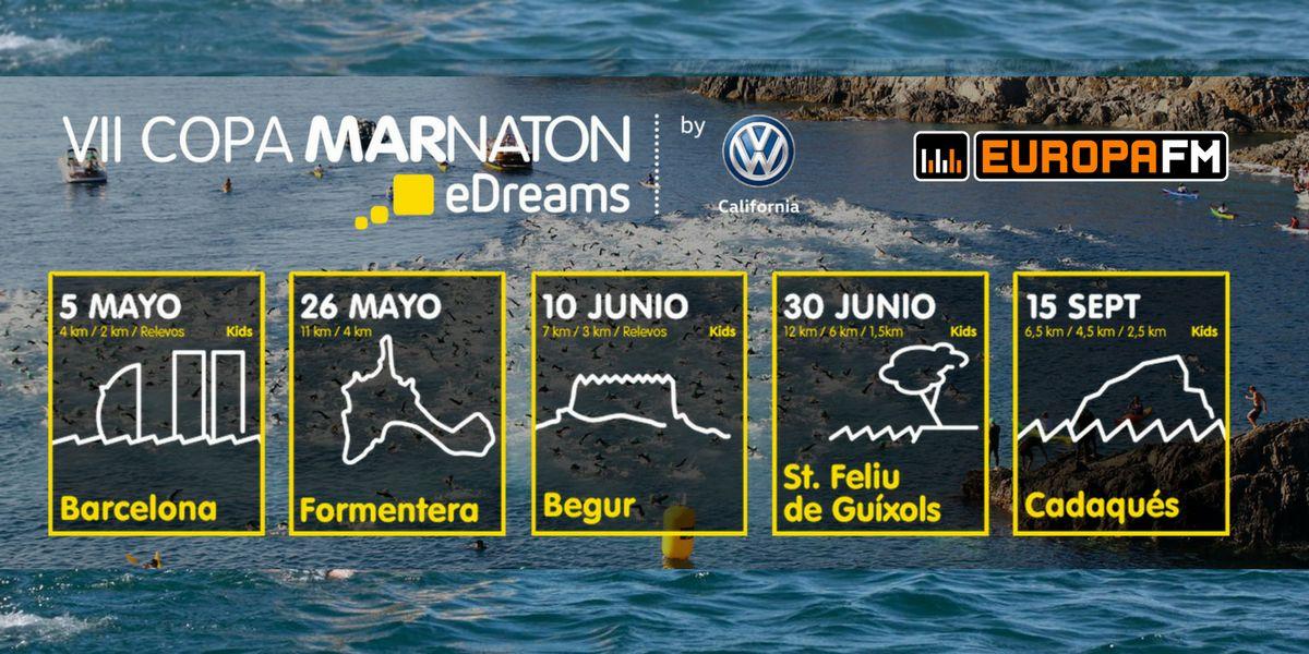 VII Copa Marnaton eDreams by VW California