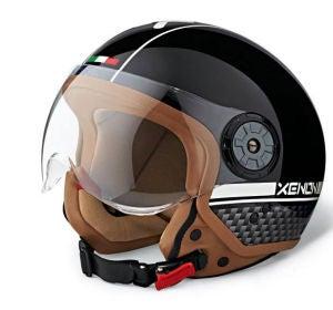 Casco de moto modelo Crivit Casco Jet