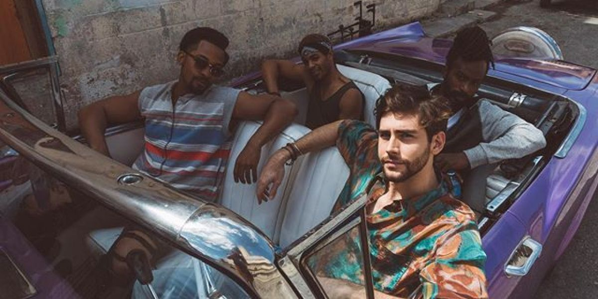 Alvaro Soler se va hasta La Havana para mover 'La Cintura'