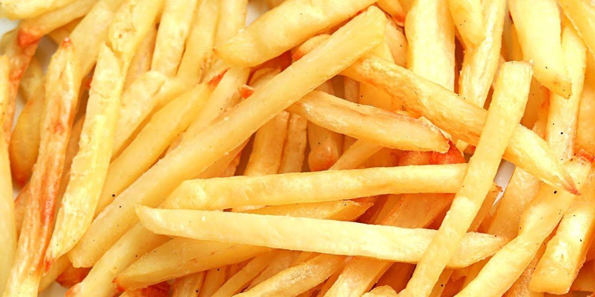 """Cocina para todos - Cómo hacer """"Patatas Fritas"""" SIN ACEITE"""