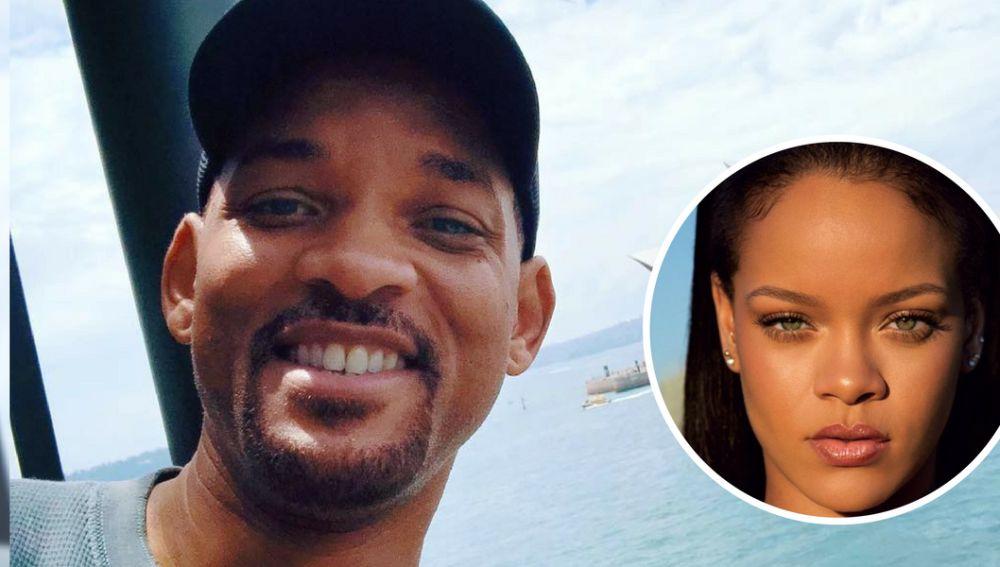 Will Smith y Rihanna