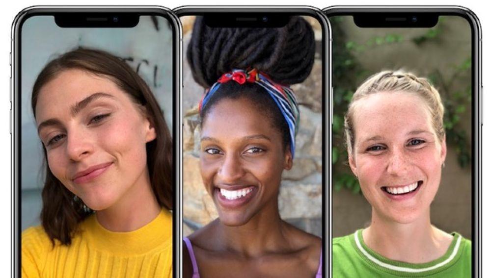 Modo retrato de Iphone