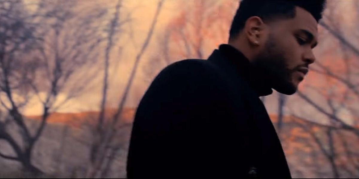 The Weeknd en el vídeo de 'Call Out My Name'