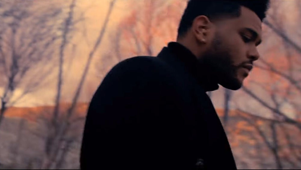The Weeknd en el vídeo de 'Call Out My Name'