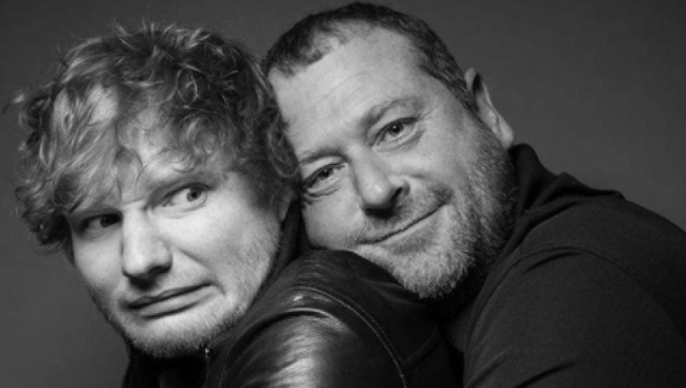 """El divertido Instagram del guardaespaldas de Ed Sheeran que muestra su """"relación"""""""