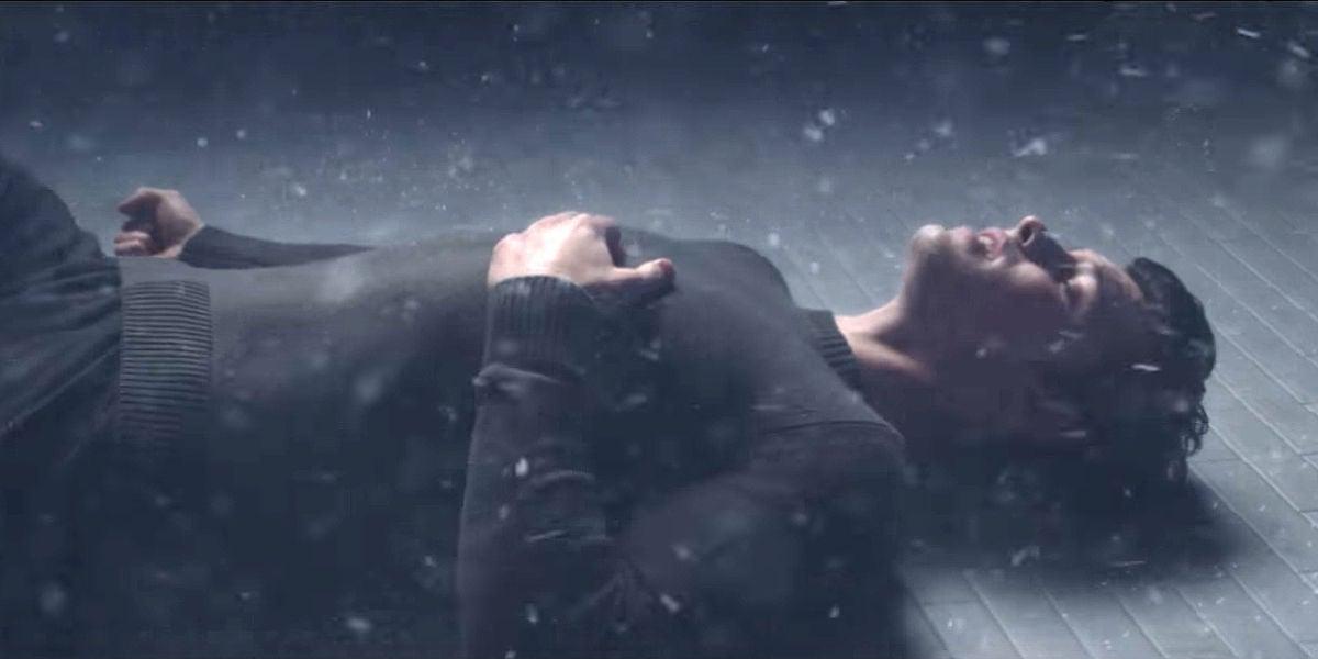 Shawn Mendes en el vídeo de 'In My Blood'