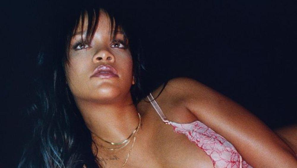 Rihanna lanza 'SavagexFenty', su línea de lencería