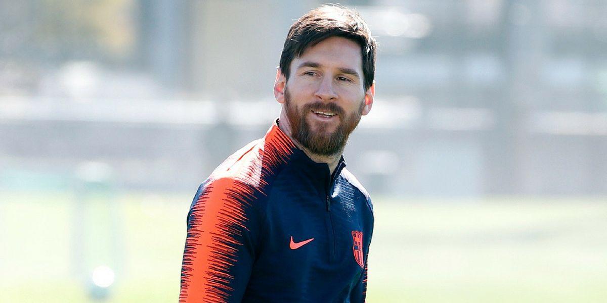 Leo Messi, jugador del Barça