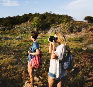 viajar y hacer fotos como forma de vida