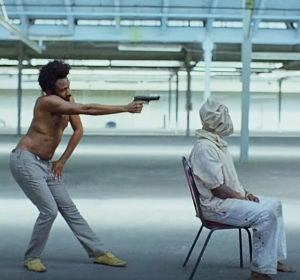 Childish Gambino en el vídeo de 'This Is America'
