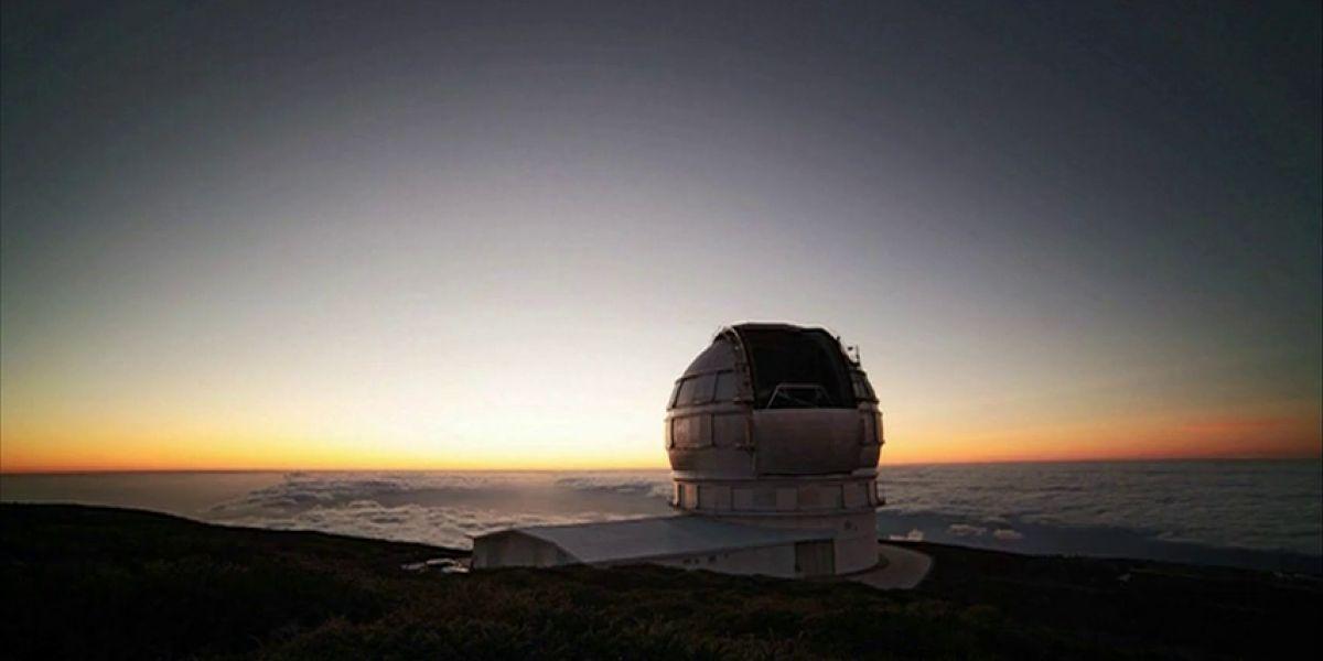 El Gran Telescopio de Canarias queda abierto al público