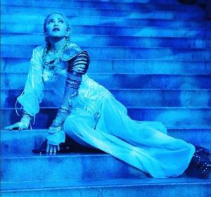 Madonna en la MET GALA 2018