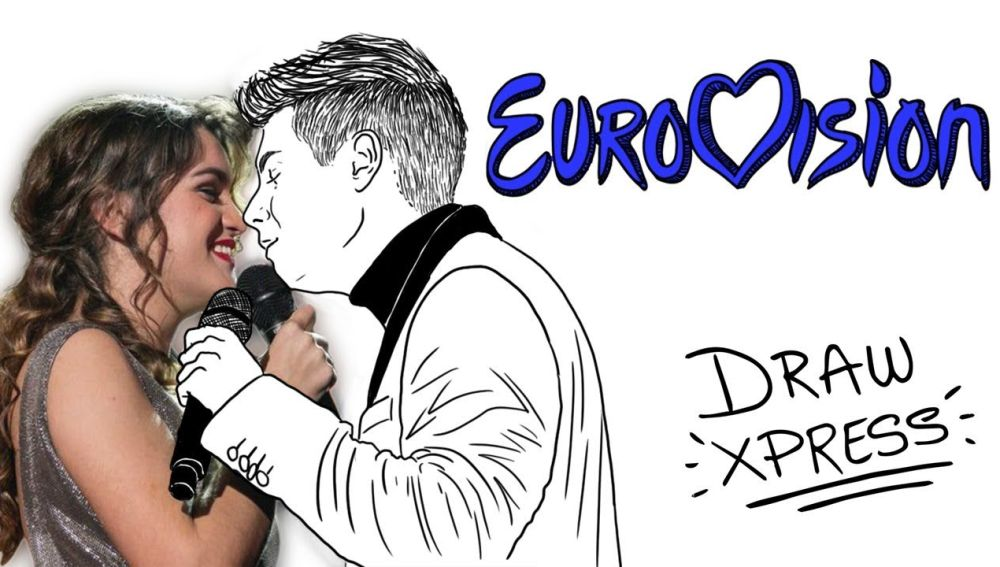 EUROVISION   Draw My Life