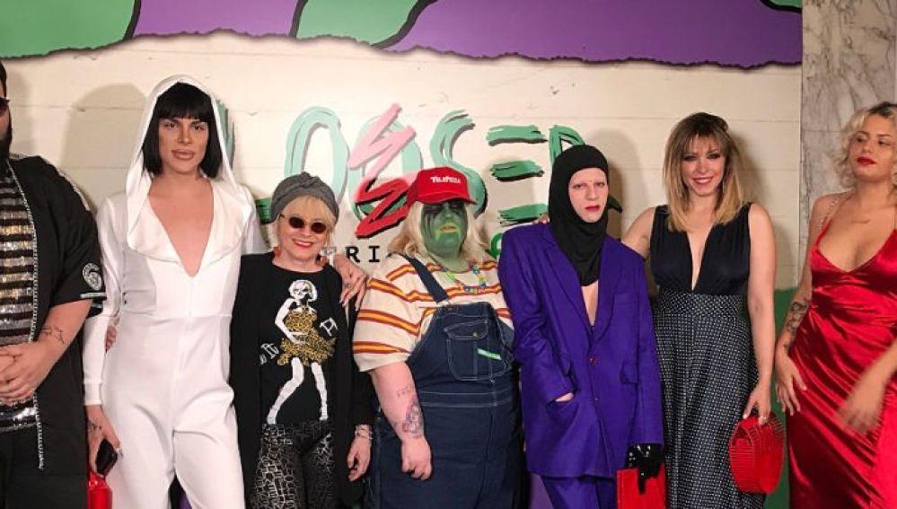 Los protagonistas de 'Looser', la nueva serie de 'Soy Una Pringada'