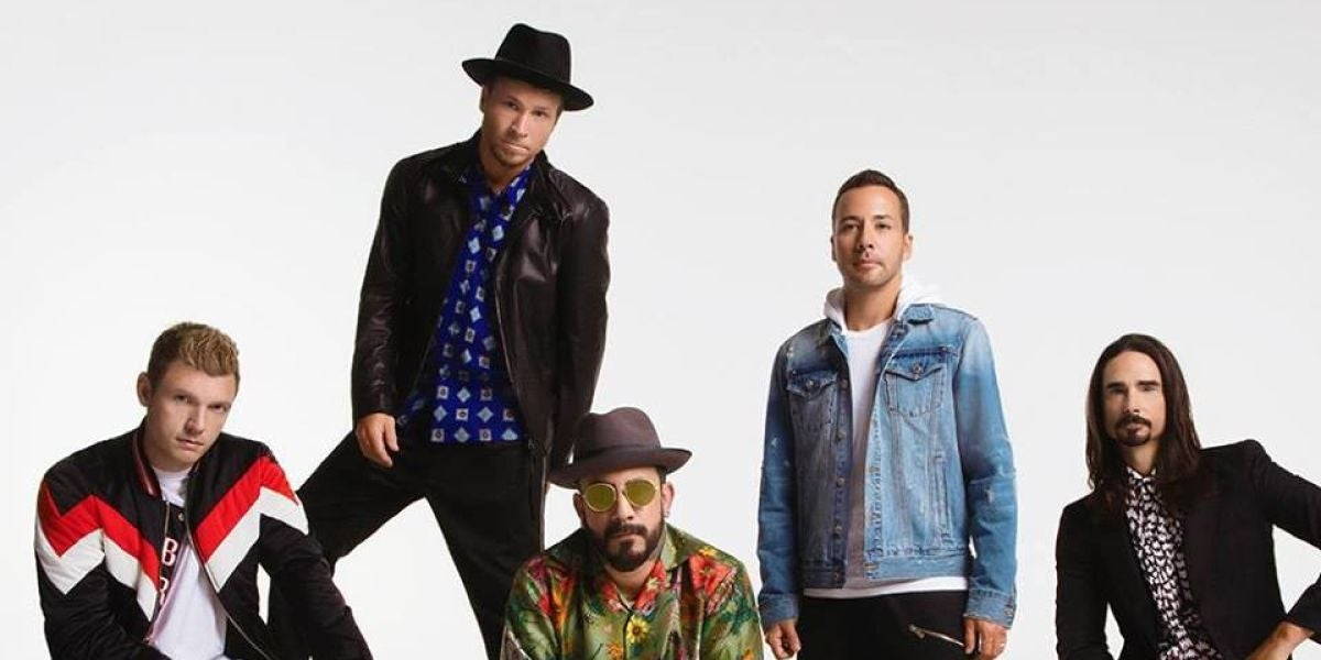 Backstreet Boys regresan con nuevo single por su 25 Aniversario