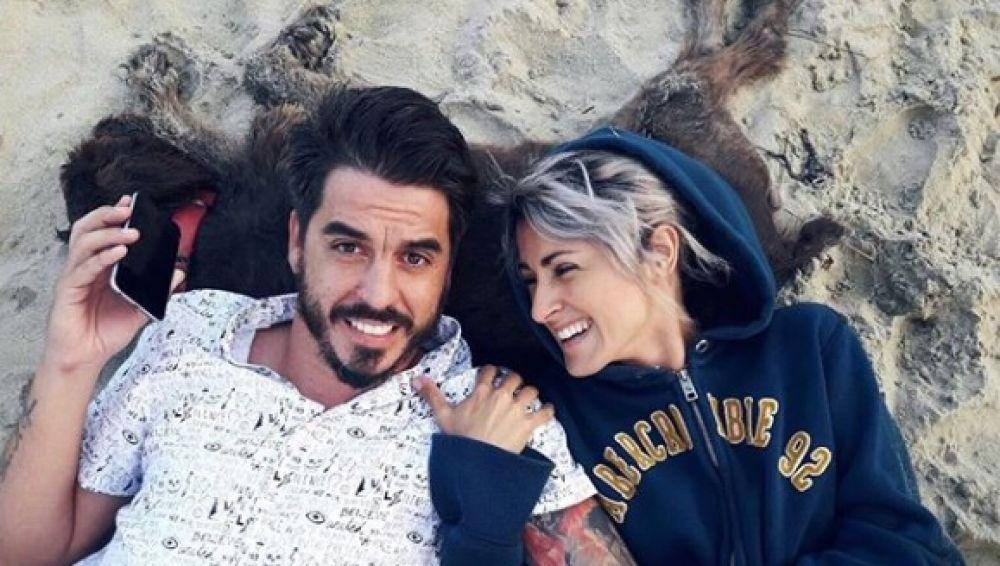 Barei y su novio Rubén Villanueva