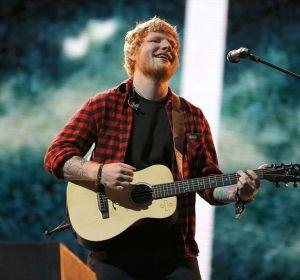 Ed Sheeran, triunfador de los Billboard Music Awards 2018