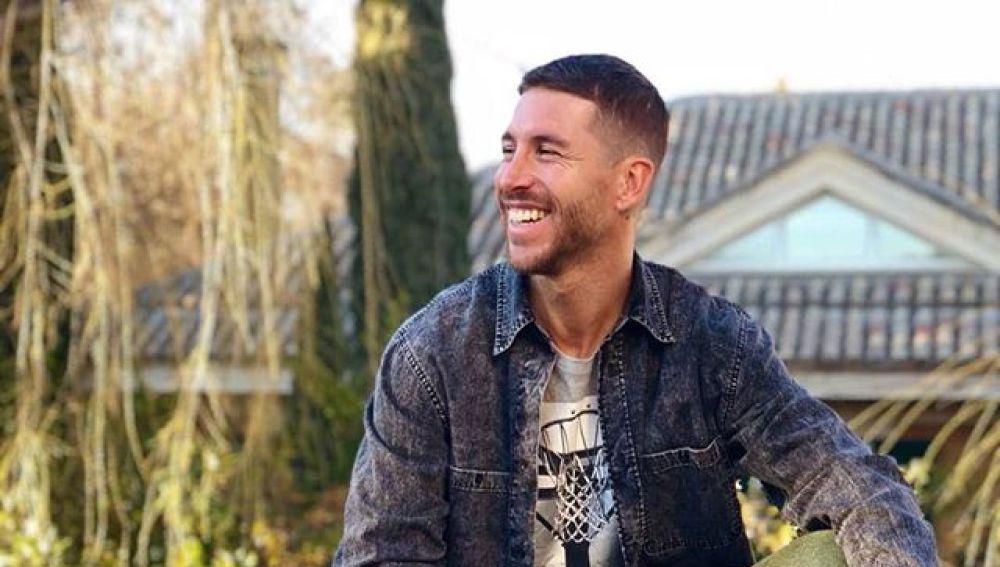 Sergio Ramos lanza el rap 'SR4'