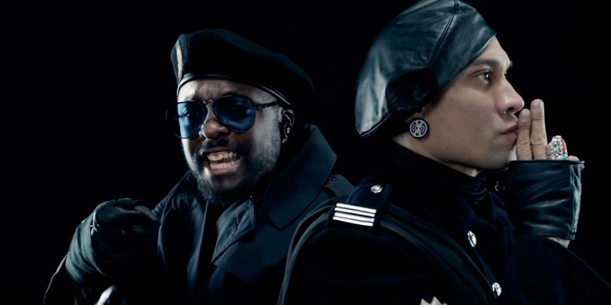 Black Eyed Peas en 'Ring The Alarm pt.1, pt2, pt. 3'