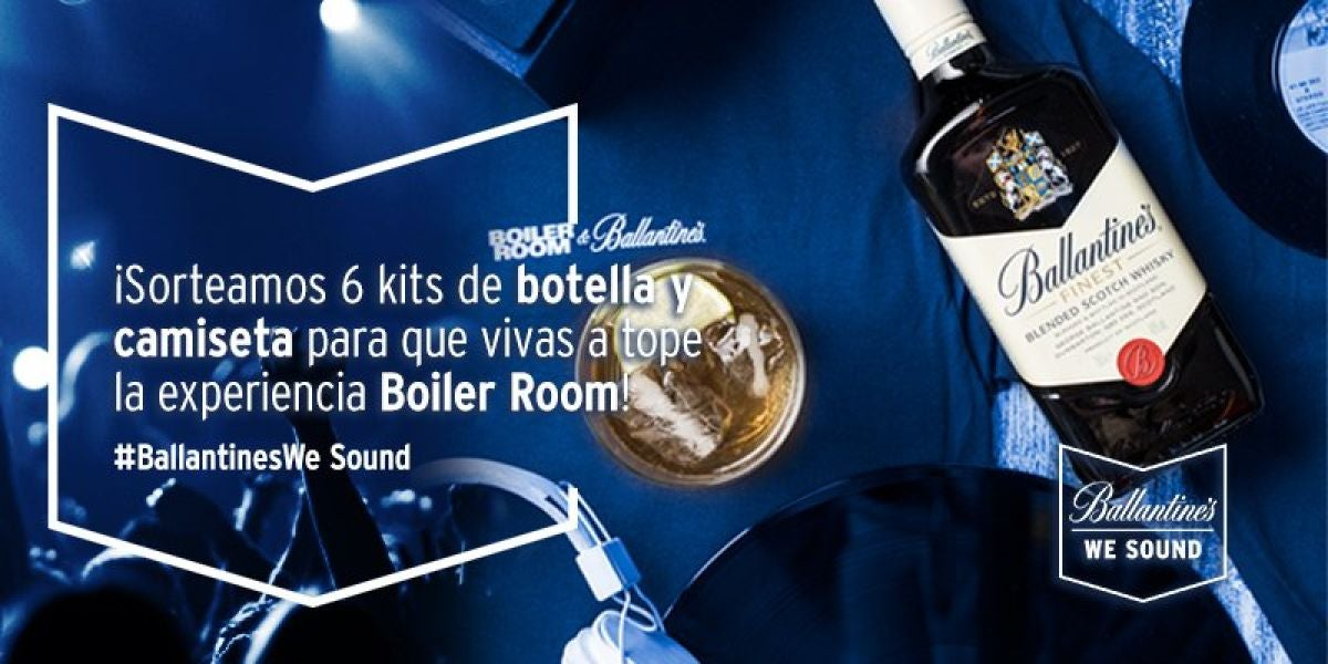 Concurso We Sound | Kits Boiler Room