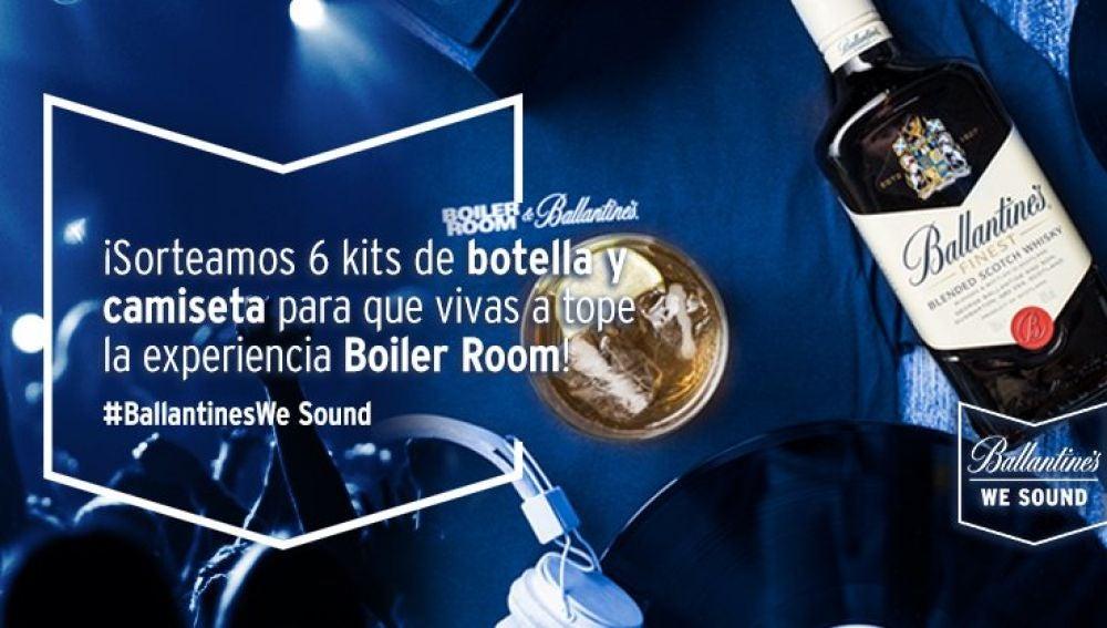 Concurso We Sound   Kits Boiler Room