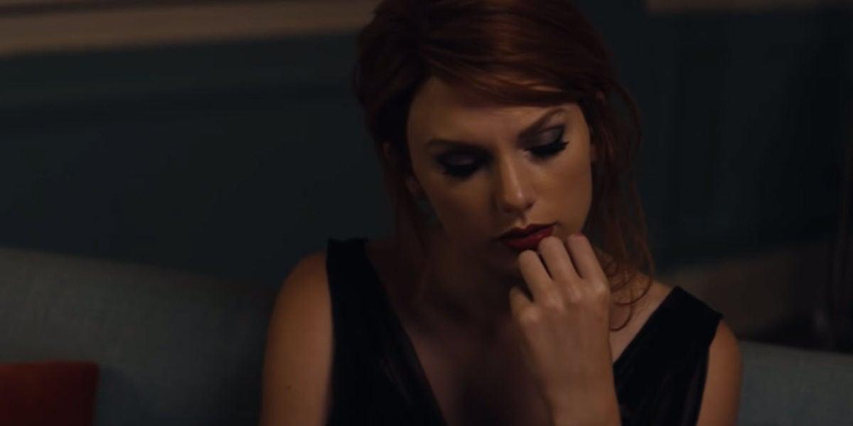 Taylor Swift en el vídeo de 'Babe'