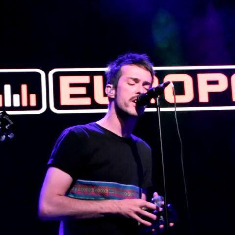 Vetusta Morla en el Acoustic&Talkshow con Europa FM
