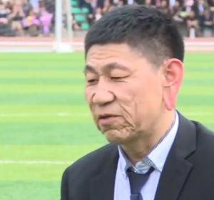 Xiao Cui tiene 18 años pero aparenta 80