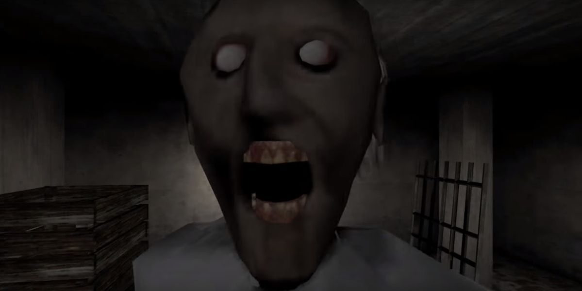 Imagen del videojuego 'Granny'