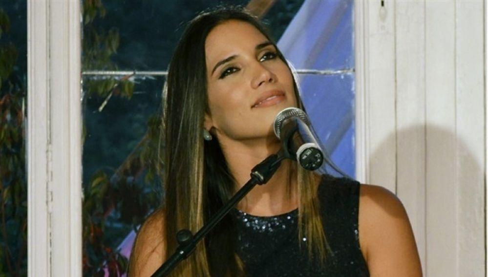 La cantante India Martínez