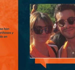 Vídeo: Mario Casas y Blanca Suárez ya no esconden su amor y se besan en público