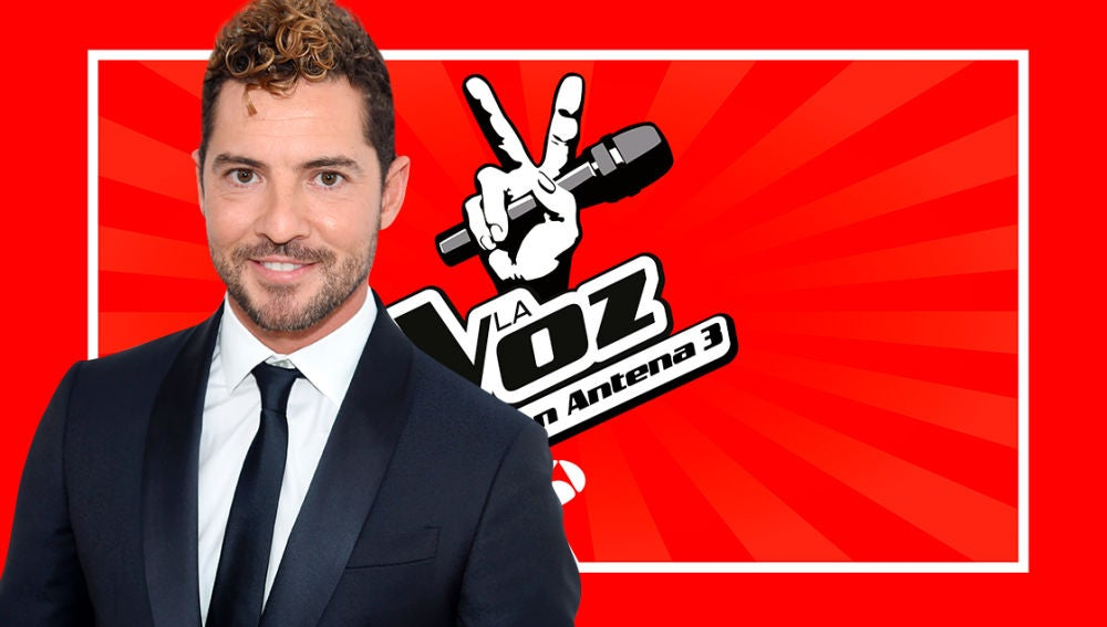 David Bisbal, primer coach confirmado de 'La Voz Kids'
