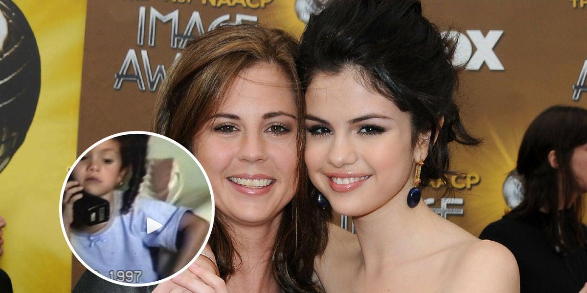 La madre de Selena Gomez comparte un emotivo vídeo