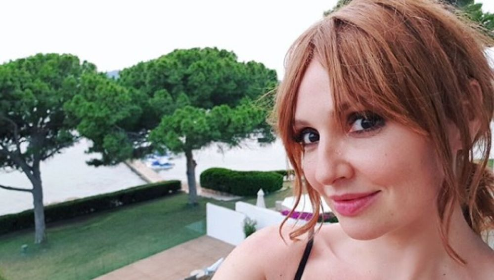 Cristina Castaño en Instagram