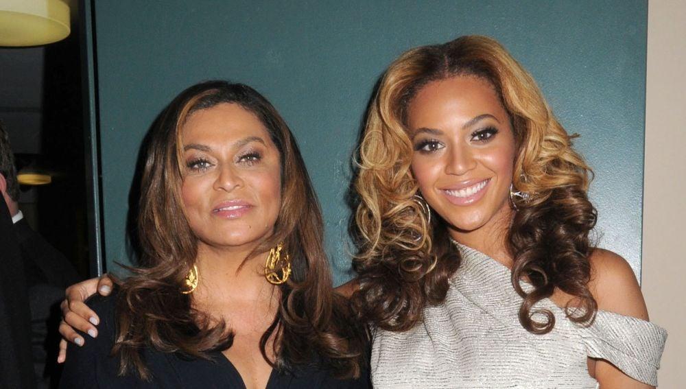 Beyoncé y Tina Knowles