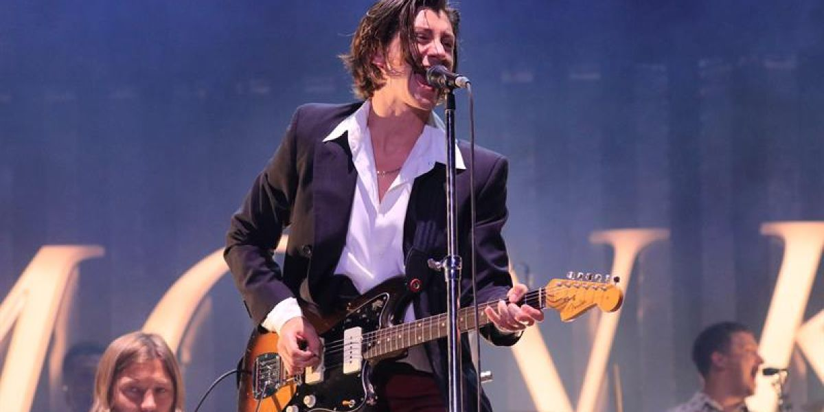 Arctic Monkeys en el Mad Cool