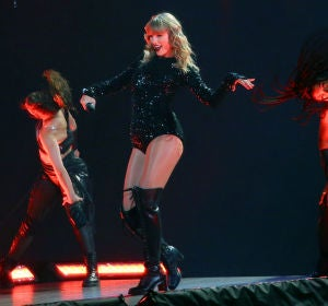 Taylor Swift en 'ReputationTour'