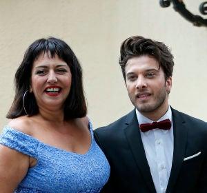 Yolanda Ramos y Blas Cantó