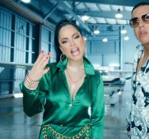 Natti Natasha y Daddy Yankee