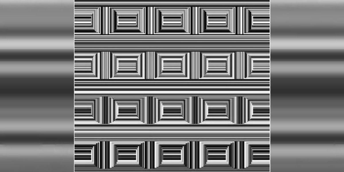 Ilusión óptica del cofre