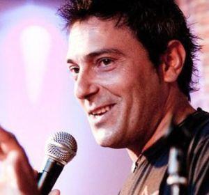 El humorista Juan Carlos Córdoba